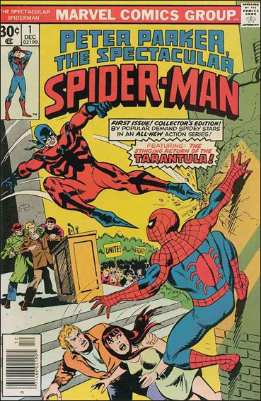Spectacular Spider-Man (1976) 1-A by Marvel