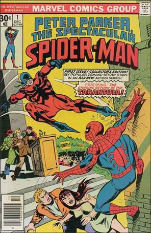 Spectacular Spider-Man (1976) 1-A