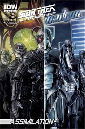 Star Trek: The Next Generation / Doctor Who: Assimilation2 2-A