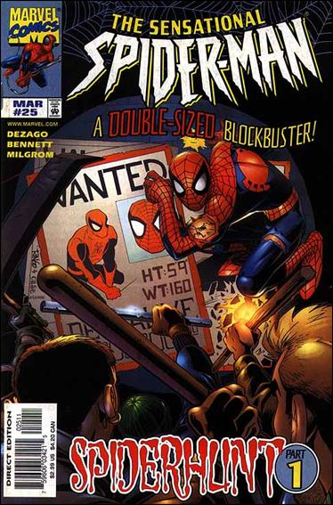 Sensational Spider-Man (1996) 25-A by Marvel