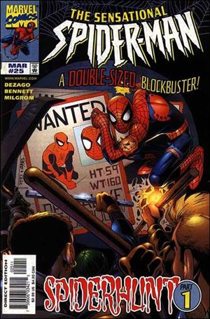 Sensational Spider-Man (1996) 25-A