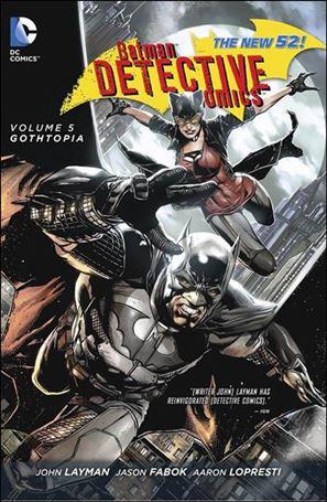 Detective Comics 5-A