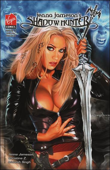 Shadow Hunter 0-A by Virgin Comics