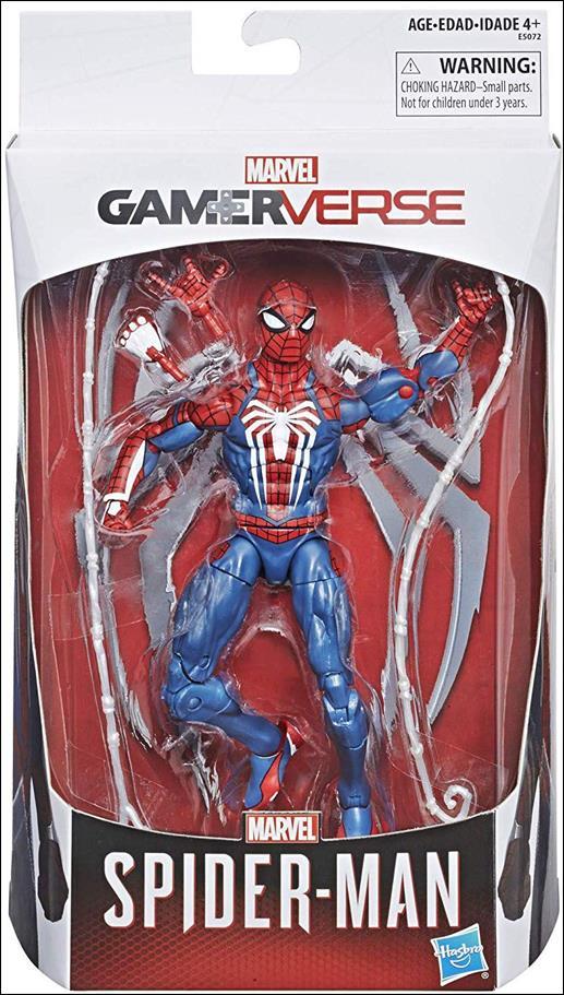 Marvel Legends Series: Gamerverse Spider-Man Spider-Man by Hasbro