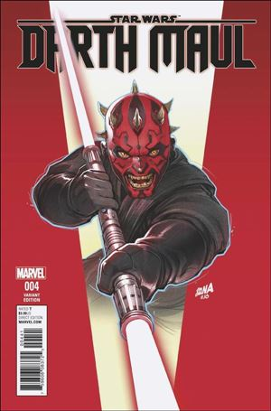 Darth Maul 4-D
