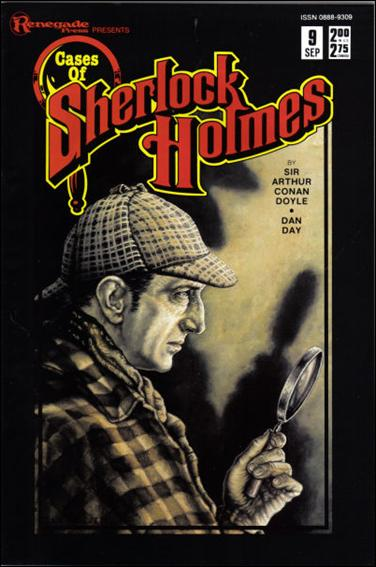 Cases of Sherlock Holmes 9-A by Renegade