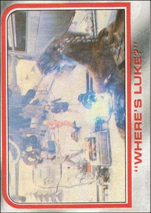 Star Wars: The Empire Strikes Back: Series 1 (Base Set) 14-A