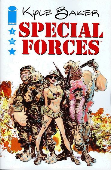 Special Forces 1-A by Image