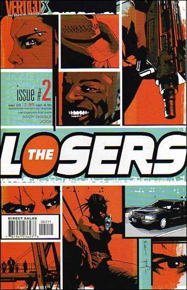 Losers 2-A by Vertigo