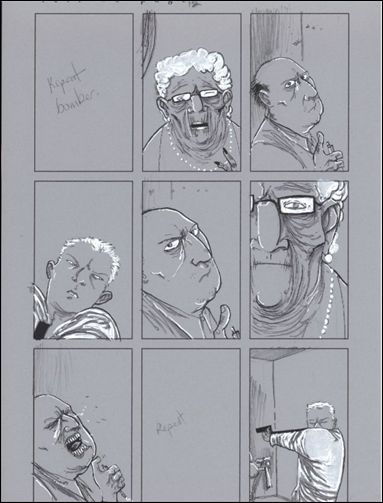 Fell Issue #3 Page 12 by Image