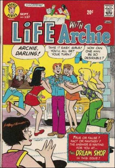 Life with Archie (1958) 137-A by Archie