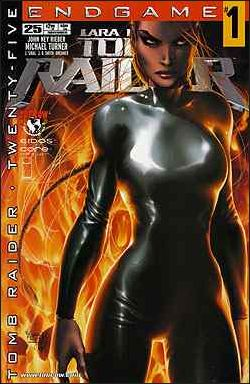 Tomb Raider: The Series 25-A by Top Cow