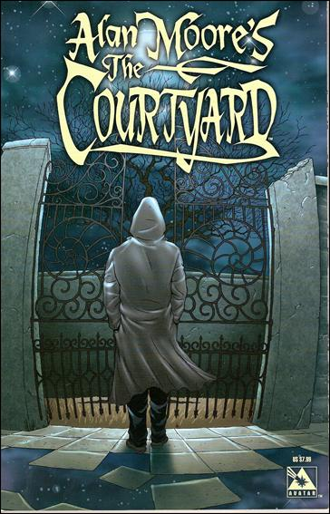 Alan Moore's The Courtyard 1-B by Avatar Press