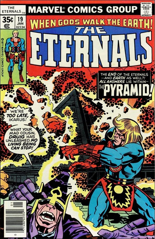 Eternals (1976) 19-A by Marvel