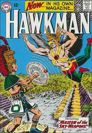 Hawkman (1964) 1-A