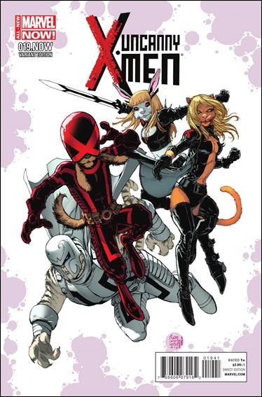 Uncanny X-Men (2013) 19-D by Marvel