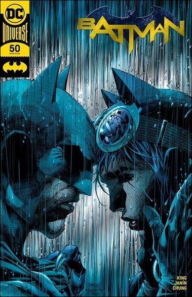 Batman (2016) 50-F by DC