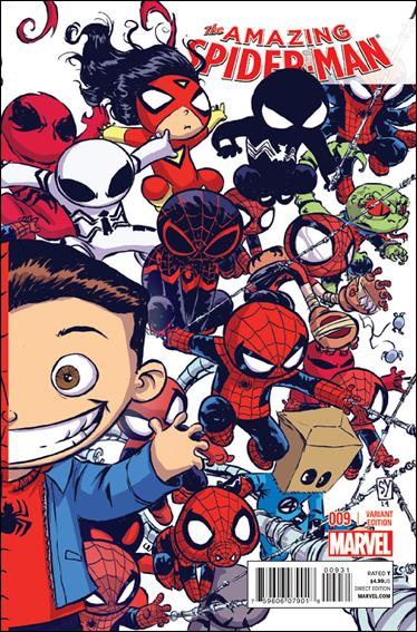 Amazing Spider-Man (2014) 9-D by Marvel
