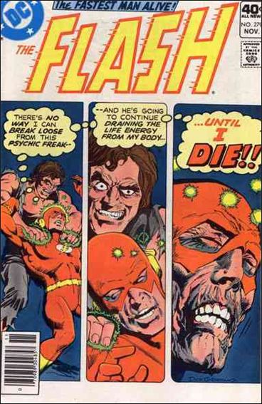 Flash (1959) 279-A by DC