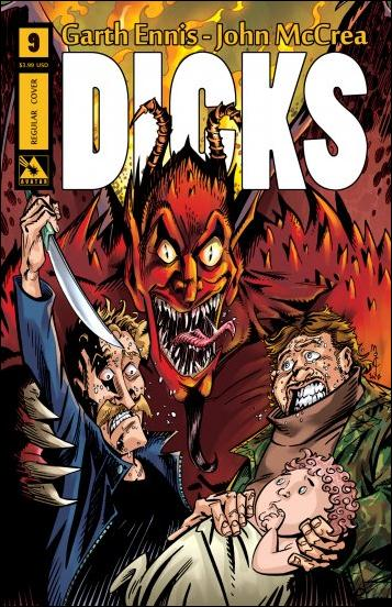 Dicks (2012) 9-A by Avatar Press