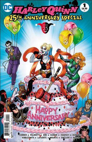 Harley Quinn 25th Anniversary Special 1-A