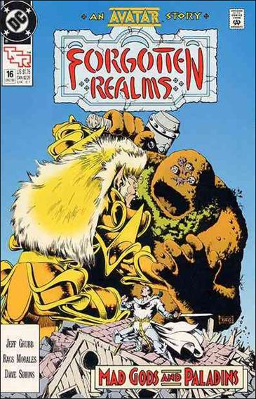 Forgotten Realms 16-A by DC