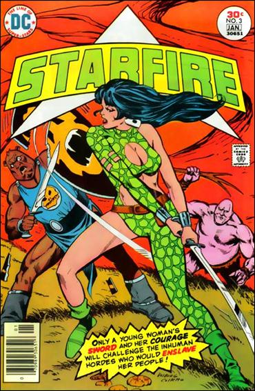 Starfire 3-A by DC