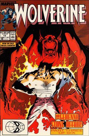 Wolverine (1988)  13-A