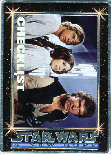 Star Wars: A New Hope (Base Set) 20-A by Metallic Images