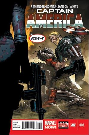 Captain America (2013) 8-A