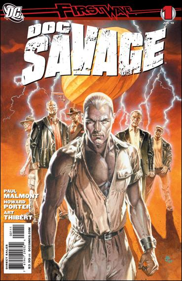 Doc Savage (2010) 1-A by DC