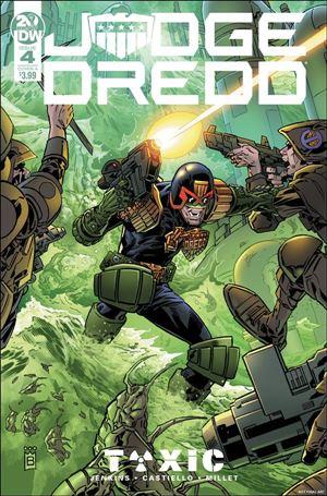 Judge Dredd: Toxic 4-A