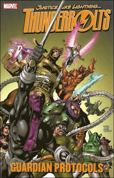Thunderbolts: Guardian Protocols nn-A by Marvel