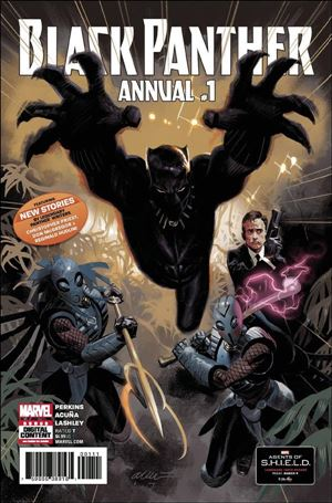 Black Panther Annual (2018) 1-A