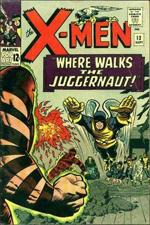 X-Men (1963) 13-A