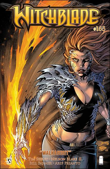 Witchblade 165-B by Top Cow