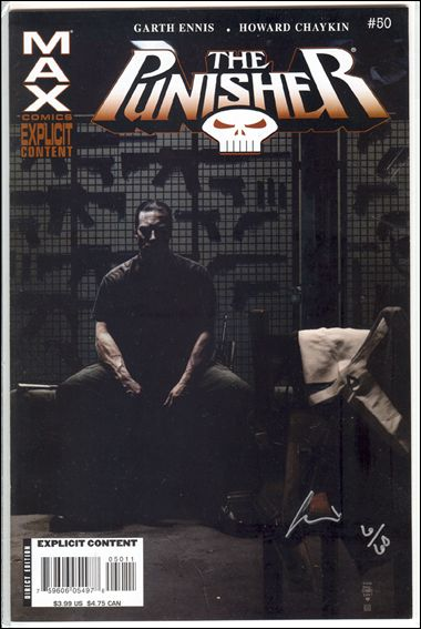 Punisher (2004) 50-B by Max