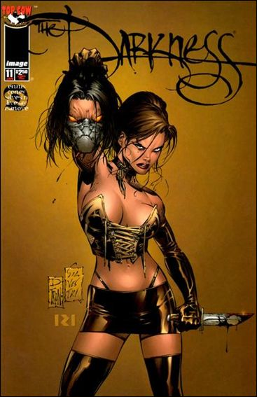 Darkness (1996) 11-A by Top Cow