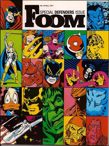 FOOM Magazine (1973) 19-A by Marvel