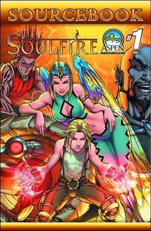 Michael Turner's Soulfire Sourcebook 1-A