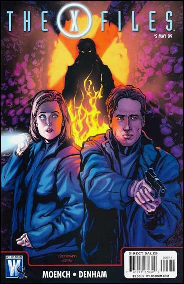 X-Files (2008) 5-A by WildStorm