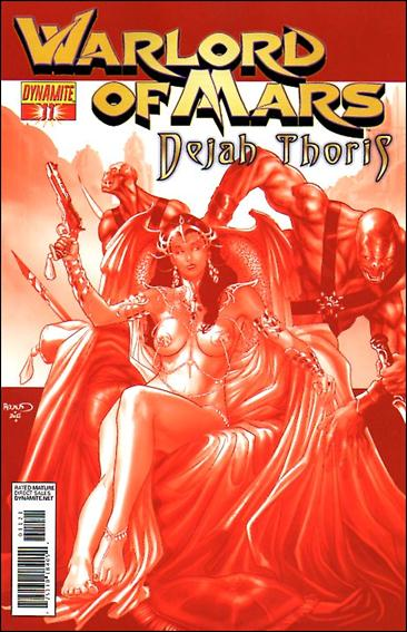 Warlord of Mars: Dejah Thoris 11-E by Dynamite Entertainment