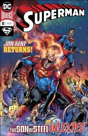 Superman (2018) 8-A