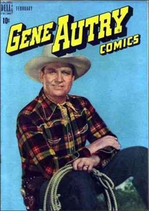 Gene Autry Comics (1946) 12-A