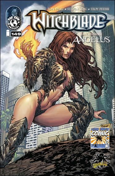 Witchblade 149-B by Top Cow
