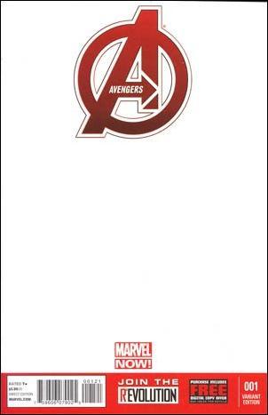Avengers (2013) 1-F by Marvel