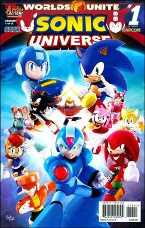 Sonic Universe 76-B