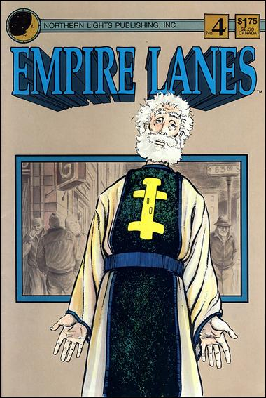 Empire Lanes (1986) 4-A by Northern Lights Publishing, Inc