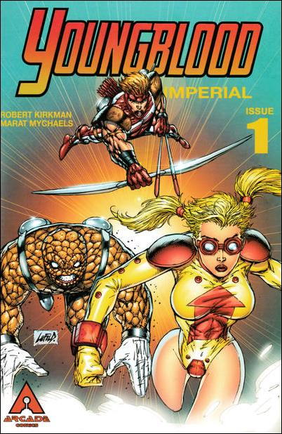 Youngblood Imperial 1-A by Arcade Comics