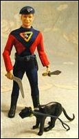 "Captain Action (9"" Figures) Action Boy by Ideal"